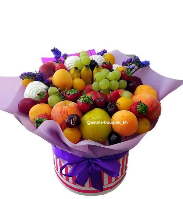 фруктовый букет для беременных