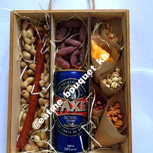 Подарочный бокс с пивом