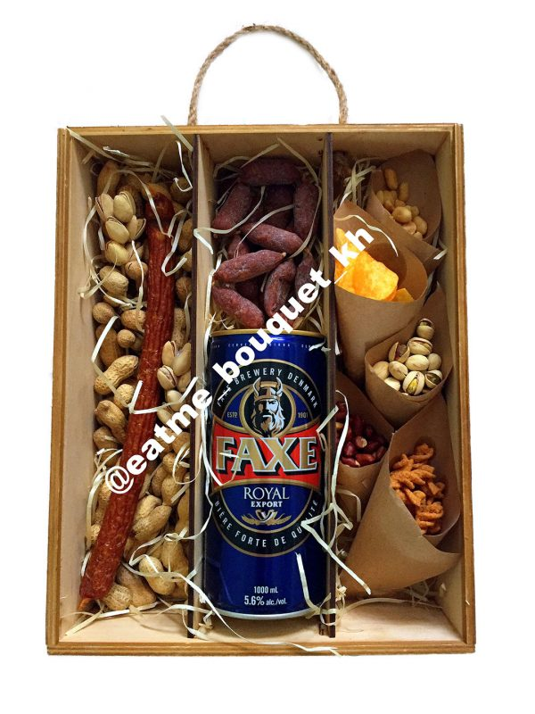 Подарочный бокс с пивом в Харькове