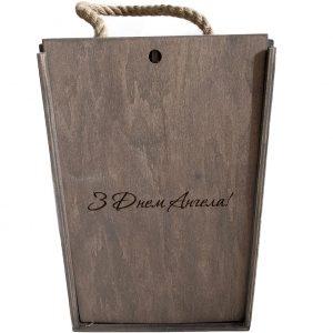 Деревянные ящики для подарков