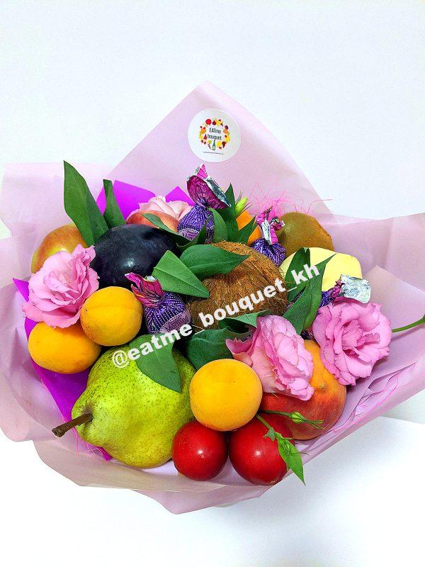 Букет из сезонных фруктов в Харькове