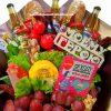 Пивной букет с фруктами в Харькове