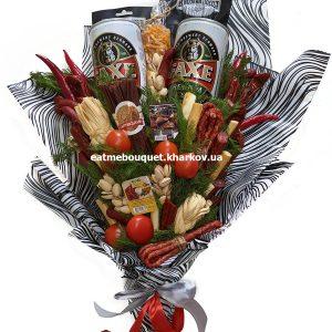 Букет с пивом Faxe